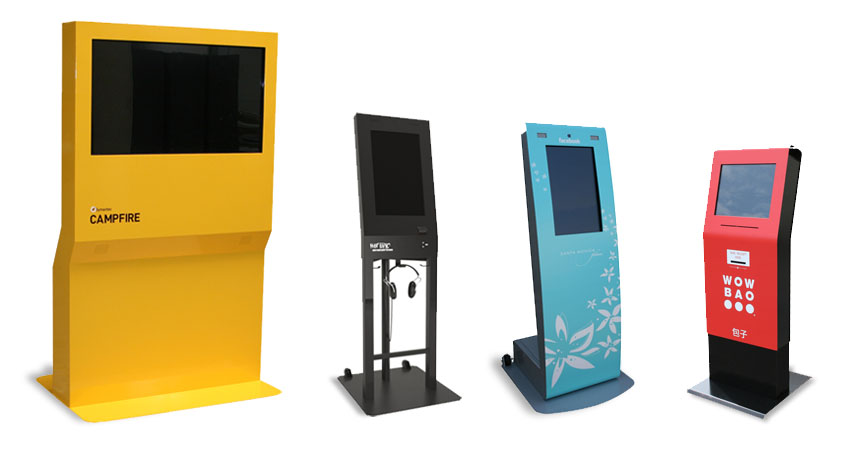 Kiosk Buying: A Macro Overview