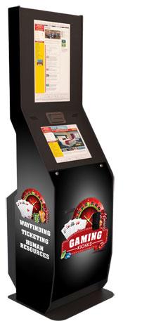 Olea Gaming Casino Kiosk