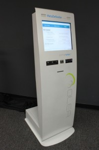 Security Kiosk with NEI 08-09 Compliance
