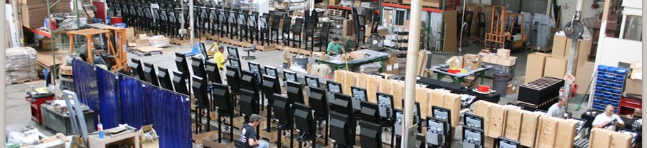 Olea Kiosk Manufacturing Facility