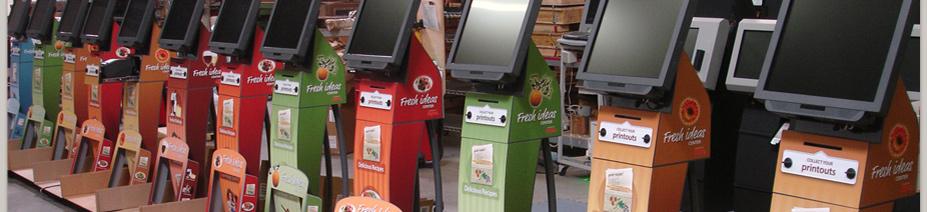 Olea Kiosk Machines