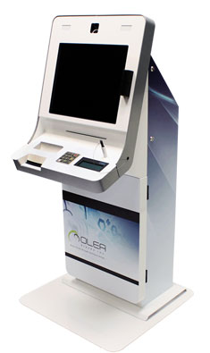 Olea Cambridge Healthcare Kiosk
