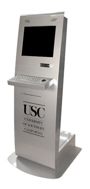 Olea Custom Educational Kiosk