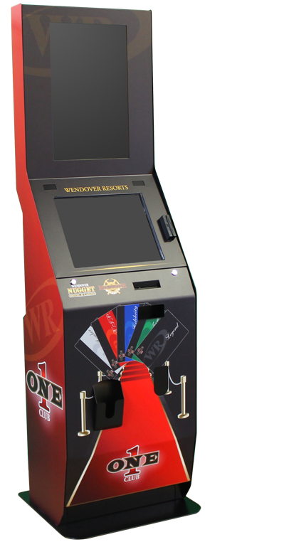 Monaco Gaming Kiosk