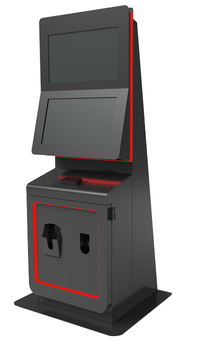 Mote Carlo Gaming Kiosk - Casino Loyalty Program Kiosk