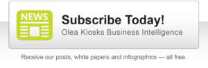 Subscribe to Olea Kiosks Business Intelligence Report