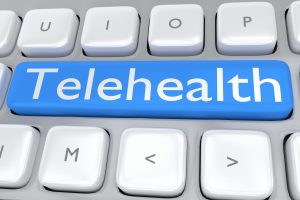 Kiosks and telehealth