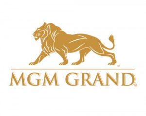 Logo of the MGM Grand Casion