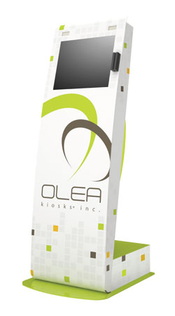 Full Color, Kiosk Body Wrap<br>
