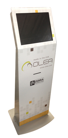 Retail Kiosks Manufacturer Order Entry Kiosks