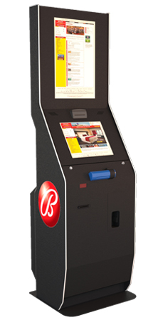 Gaming Kiosks Casino Loyalty Program Kiosks