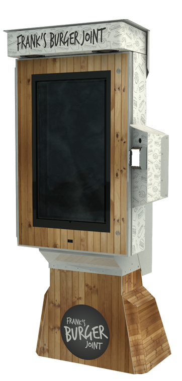 Order-Entry and Self-Order Kiosks