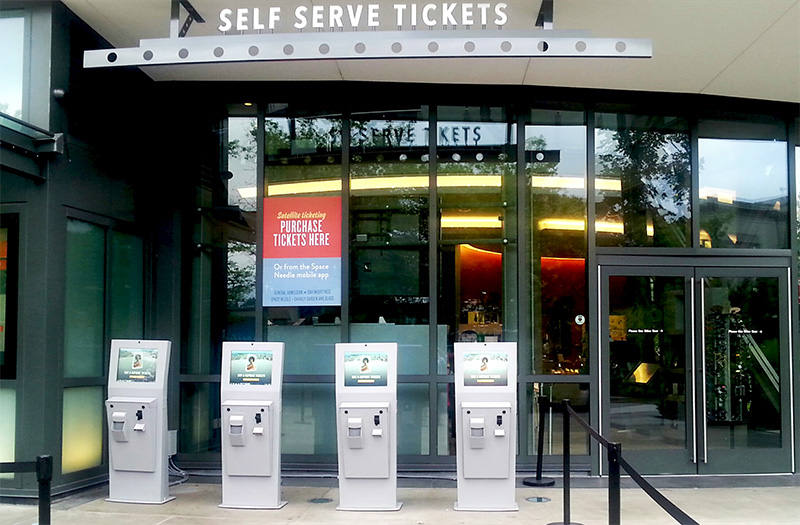 5 Ways Ticket Kiosks Rock the World of Ticketing