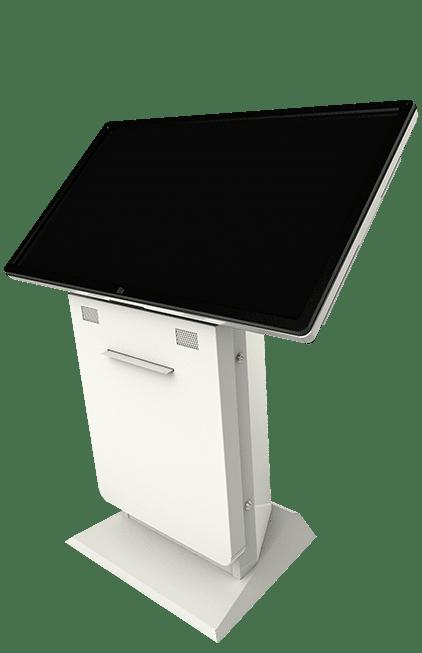 Modular Interactive Digital Signage Kiosk