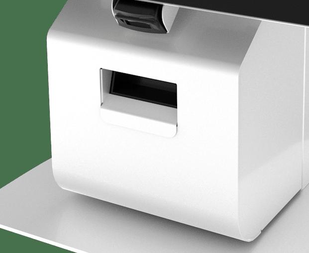 Barcode Scanner Austin Desktop Kiosk