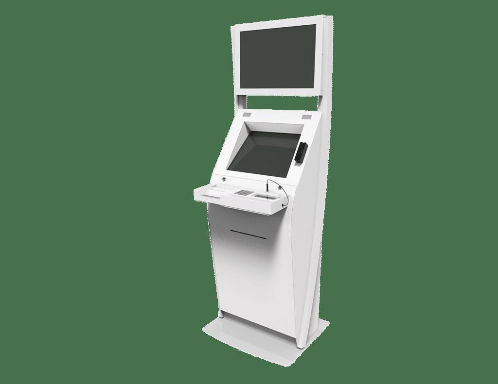 ADA-compliant Healthcare Kiosk