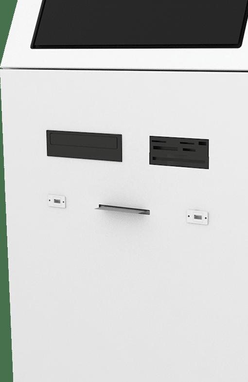 PANEL W/USB & SMART MEDIA PORTS