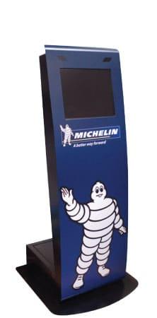 Metropolis Michelin Kiosk