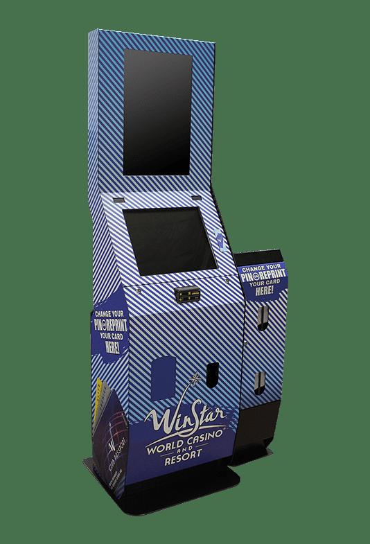 WinStar Casino Kiosk