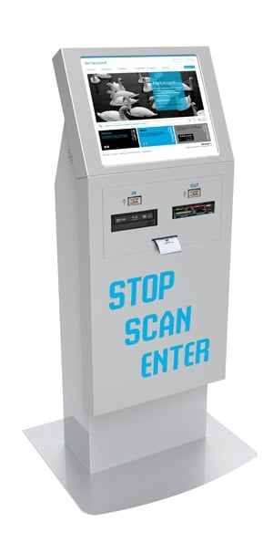 Cyber Security Stop Scan Enter