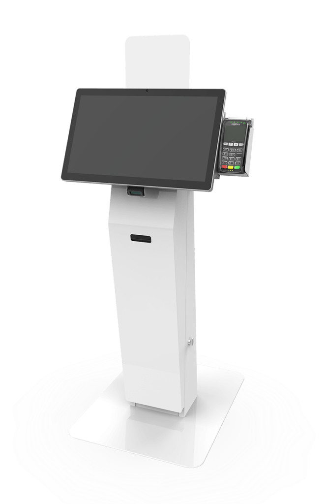 All-in-One Touchscreen POS Kiosk