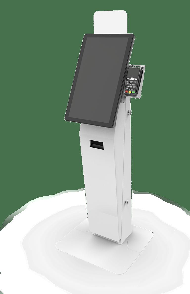 Austin Freestanding Kiosk