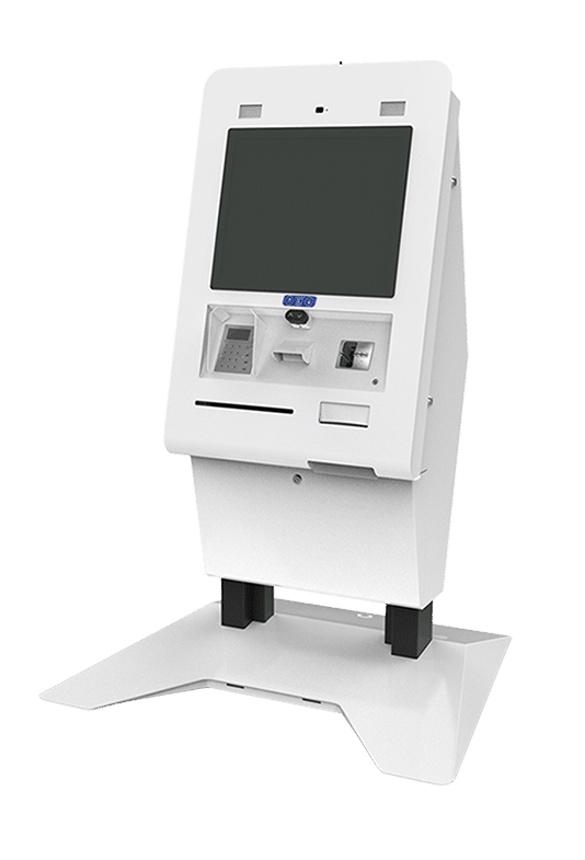 Multi-Function Healthcare Kiosk