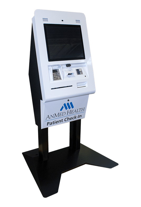 AnMed Health Patient Check-In Kiosk