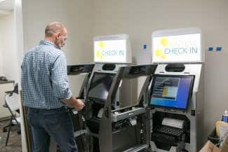 Kaiser Permanente Patient Check-In Kiosks by Olea Kiosks