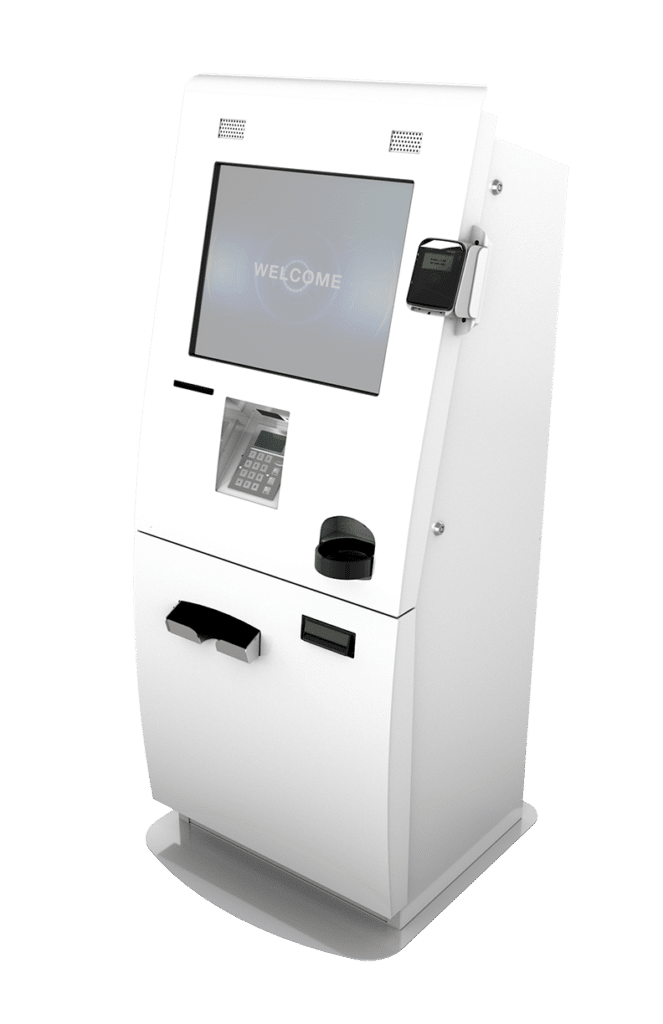 Healthcare Patient Check-In Kiosk