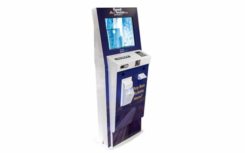Seattle Ticketing Kiosk