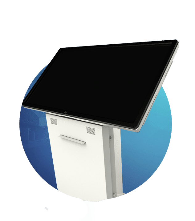 Standard Kiosks by Olea Kiosks Inc.