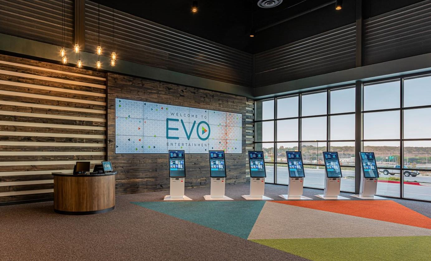 EVO Kiosks
