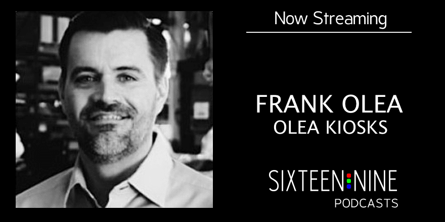 Podcast with Frank Olea