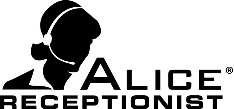 Alice Receptionist Logo