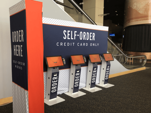 Back-to-business Kiosk Solutions
