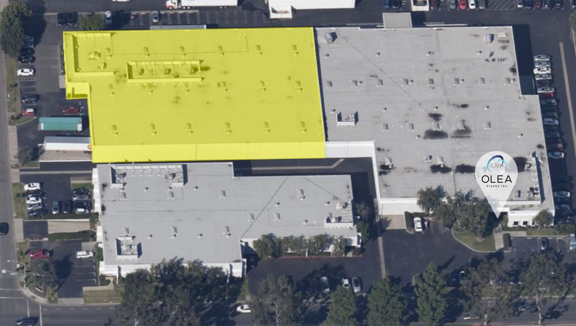 Olea Building Expansion