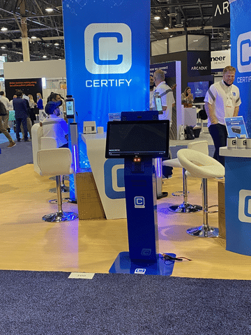 CERTIFY Health Joins Forces with Olea® Kiosks